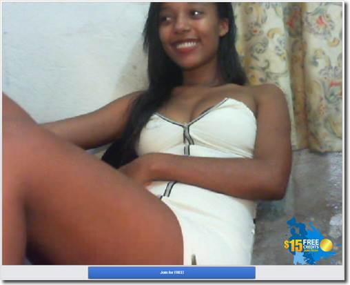 ebony webcam sites
