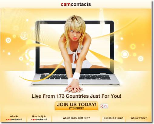 camcontacts chat room norge