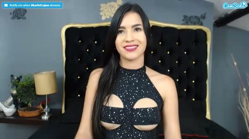 A fetish chat room on CamSoda